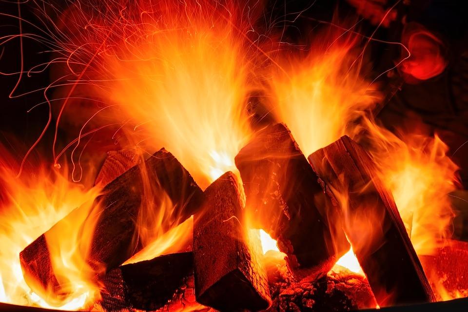 hz ibrahim'in ateşe atılması