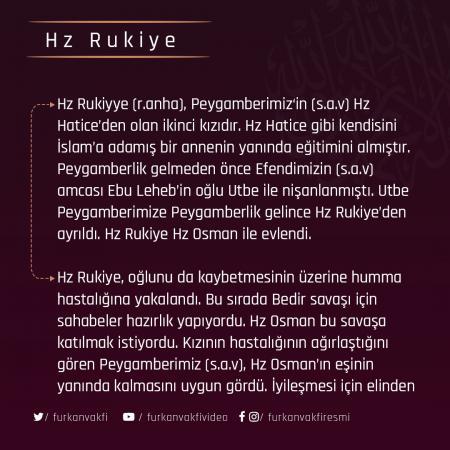 Hz Rukiye