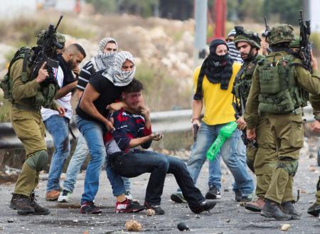intifada filistin